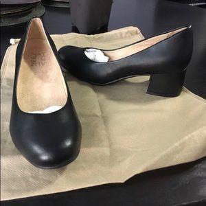 Naturalized Black Shoes